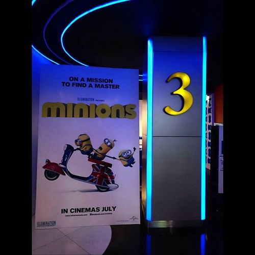 07/12/2015 Luckychinatownmall Cinema Nowshowing Minions 2d
