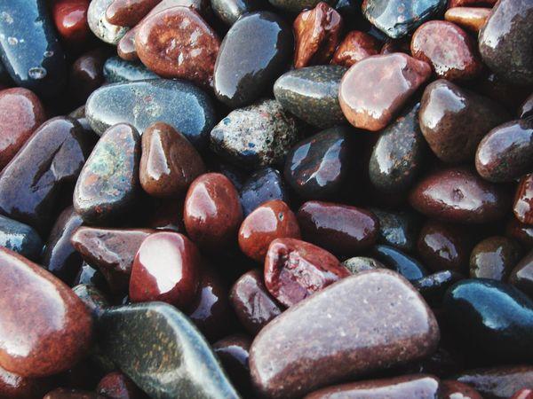 Wet Rocks Outdoors Beaches Natures Hidden Beauty