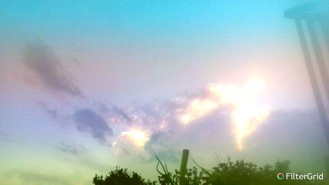 Tequiero City-sky Hacemos Colores Nature Photography Sunset #sun #clouds #skylovers #sky #nature #beautifulinnature #naturalbeauty #photography #landscape Azul♥ Colores De La Naturaleza Colorsplash Hello World Teextraño Sun ☀ Beutiful Place  Yo Lo Amo Beutiful Day Colores