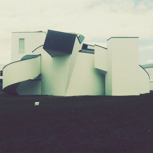 Architecture Germany Vitra Design Museum Vitra Silhouette Simple Photography Design