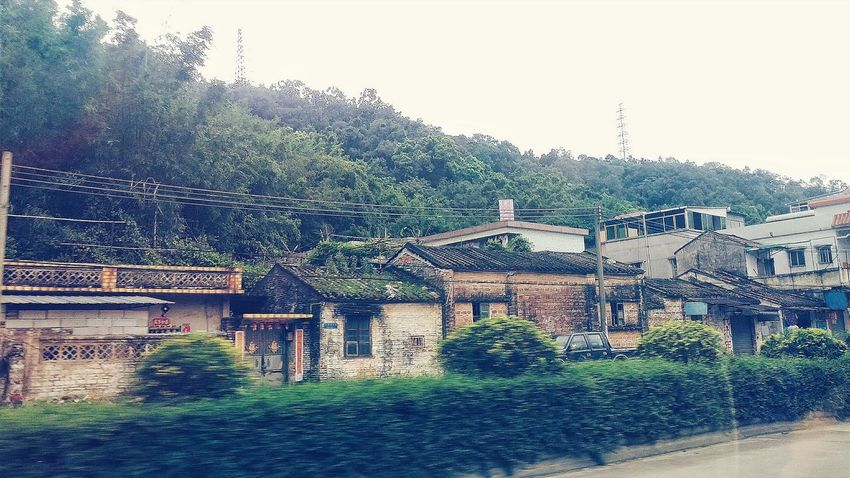 Enroute to mother's Childhood Home in the Village Jiangmen Guangdong China Travelphotography
