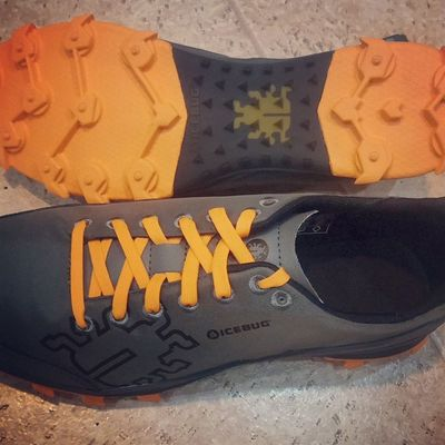 New ocr sneaker...Icebug zeals. Gonna be a great OCR season. Ocrgear Ocrunited Spartanrace Warriordash Battlefrog Hyletecompeteteam Teamcorepower Eatnuttzo Ocr OCRWC