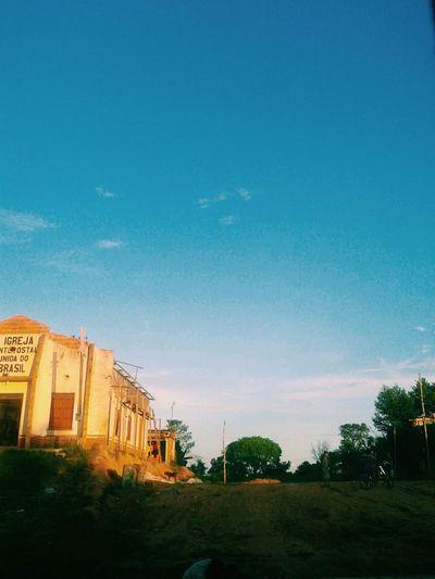 Aquela Igreja no morro..