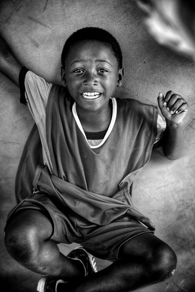 High Angle View One Person Lying Down Relaxation Lifestyles Smiling Happiness Cheerful Portrait People Close-up Leisure Activity Black & White Black And White Social Photography Children Photography Children Social Documentary Freshness The Portraitist - 2017 EyeEm Awards