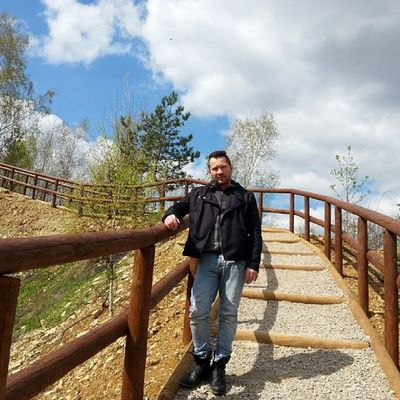Geostrefa Jaworzno Poland City park landskape nature sky sun clouds skylovers blue colours man polish justme