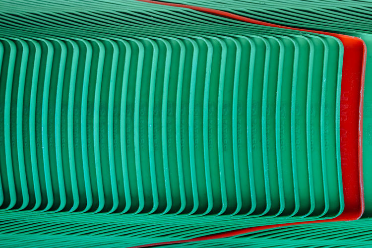 Backgrounds Choice Close-up Curve Full Frame Green Color In A Row Indoors  Love Is Love Multi Colored No People Pattern Pipe - Tube Plastic Red Repetition Still Life Striped Textured  Tube Variation The Creative - 2018 EyeEm Awards