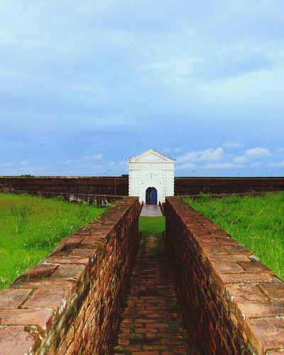 Macapá Amapá Macapá-Brazil Fortress