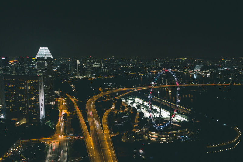 The Singapore Cityscape from on top of the Marina Bay sands Aerial View Architecture Capital Cities  City Life City Lights Cityscape Cityscapes Engineering Landscape Landscape_photography Modern Night Night Lights Nightphotography Singapore Travel Travel Destinations Neon Life An Eye For Travel The Graphic City Visual Creativity The Traveler - 2018 EyeEm Awards HUAWEI Photo Award: After Dark #urbanana: The Urban Playground