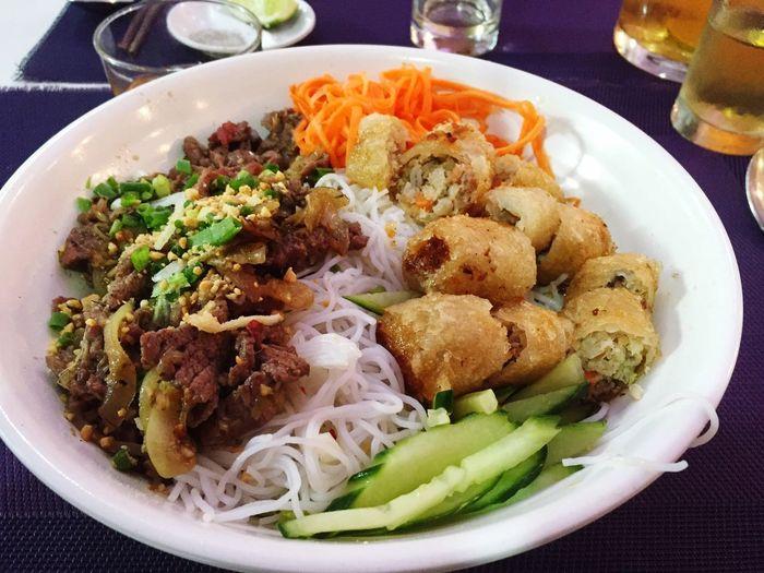 Foodporn Food Miam Salad Nem