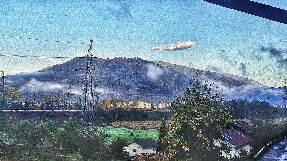 Crisp Mountain Morning Villach