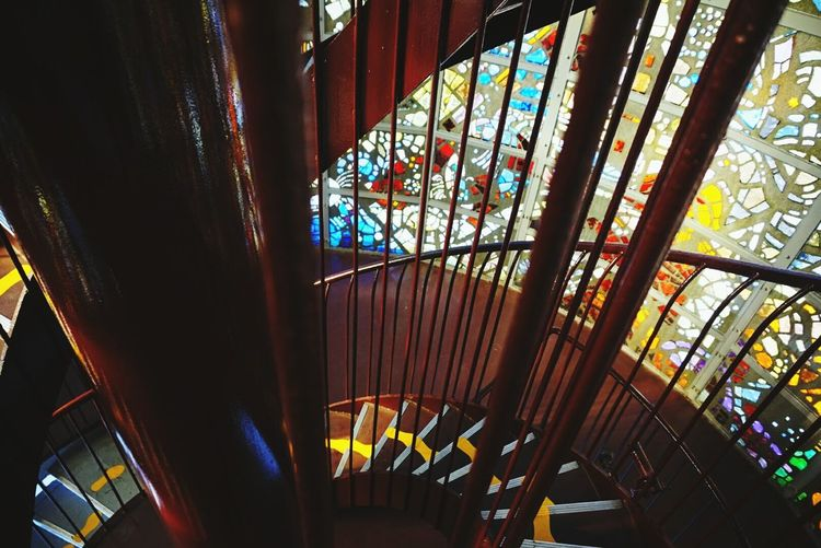 Taking Photos Relaxing Hello World Beautiful Day Japan Beautiful Colorful Art Stairs