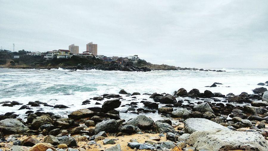 Isla Negra Mar Naturaleza Motog2 No Destruccion A La Vida Chile Planeta
