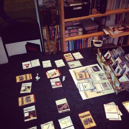 Pathfinderadventure Pathfinder Pathfinderthecardgame Game Addicting Fun Harsk Seelah Sajan Valeros