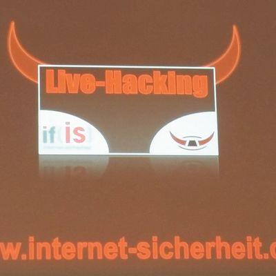 Live Hacking auf der Cebit - Opensource OpenSourcePark