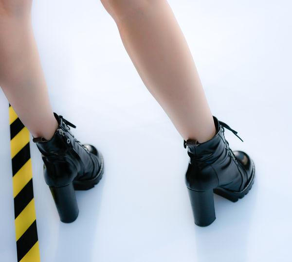 Human Body Part Human Leg Shoe Fashion High Heels Lifestyles Body Part Standing Close-up Designerslife Designer Shoes The Week on EyeEm