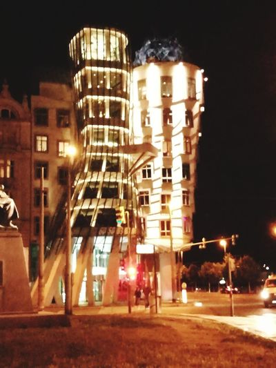 The Dancing Building First Eyeem Photo