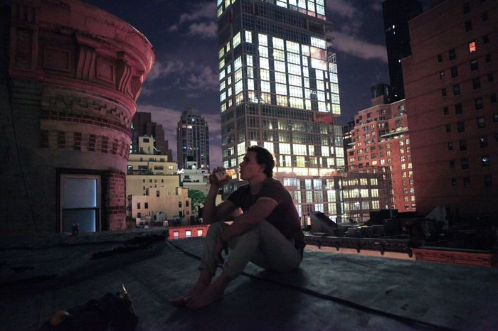 The Architect - 2014 EyeEm Awards This City- The city that never sleeps. Shot taken in SoHo, Manhattan. Popular Photos Rooftop Night Lights