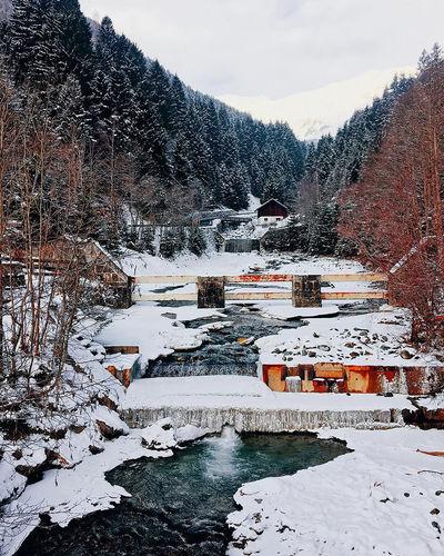 Frozen Tirol