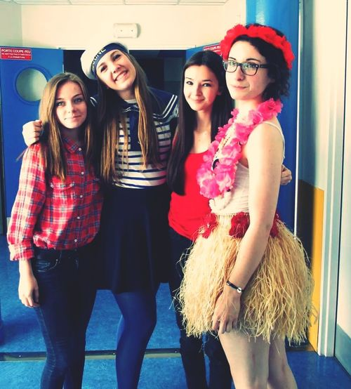 Enjoying Life Friends Love Carnaval 2014