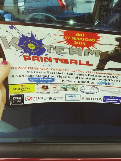 paintball benevento