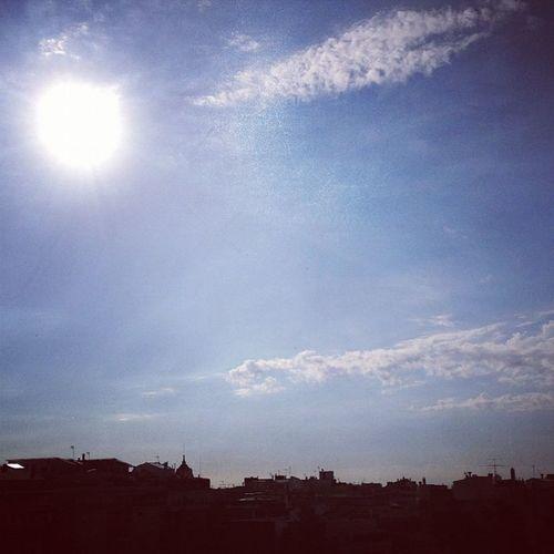 Bon dia dissabte!! #wakeuppics Wakeuppics
