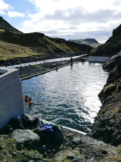 Outdoors Beauty In Nature Nature Iceland, Reykjavik Icelandic_explorer Hannallaysadventure Beauty In Nature Landscape Mountain Range