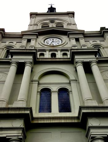 St. Louis Cathedral - Looking Up. Catholic Church Cathedral Jackson Square Louisiana New Orleans, LA New Orleans EyeEm NOLA New Orleans New Orleans Architecture Catholic Architecture American Cathedral