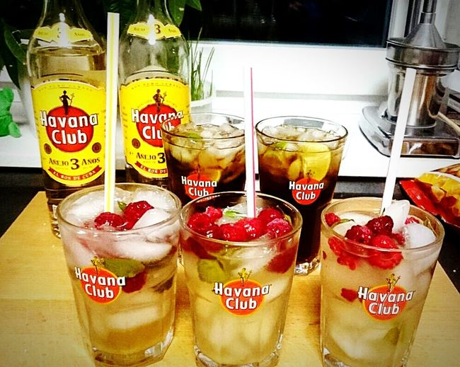 Beautifully Organized Ron Drinking Glass Drink Party Time Party Party! Party All Night Partytime Indoors  No People Party Time! Party Time!! Party :) Party Party Party Drinks Coctails Food Cocktails🍹 Cocktails & Glasses Cocktailtime Cocktail Time Cocktail Glass Cocktails🍹🍸 Cocktail Party