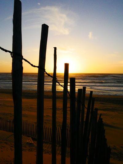 The KIOMI Collection Ocean Beach Sundown Sunset Sun Reflection Sunrise Showcase April Clouds Sky Nature Netherlands
