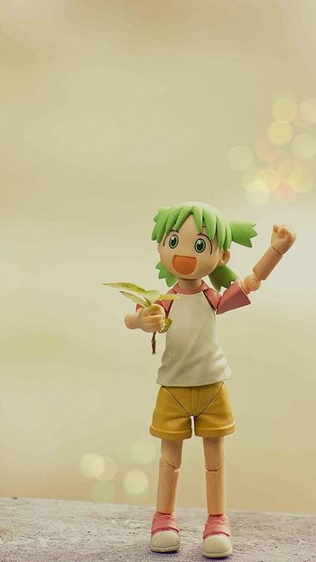 haiiii Toys Yotsuba Toy Photography