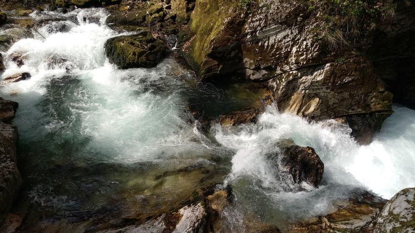 Water Motion No People Outdoors Power In Nature Soteska Vintgar Vintgar Klamm Wildbach EyeEmNewHere Neighborhood Map The Great Outdoors - 2017 EyeEm Awards