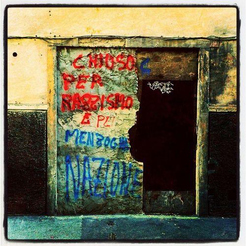 Razzismo Firenze Sanfrediano Crisi