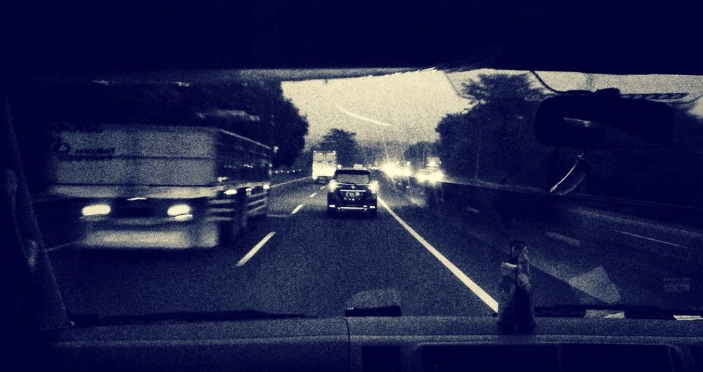 Highway Journey Eye4photography Blackandwhite Streetphotography Bw_collection
