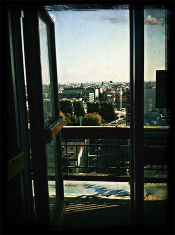 Офис вид из окна Enjoying The View Пентхаус View Filling Up The Tank Getting Competitive