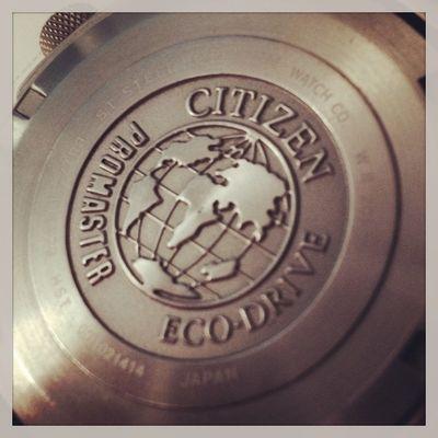 Citizen Promaster Ecodrive Nighthawk Watch Wis WUS Caseback Wrist Instawatch Instawatches