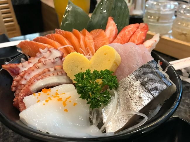 EyeEm Selects Food And Drink Food Freshness Ready-to-eat Healthy Eating Japanese Food Asian Food Raw Food Seafood