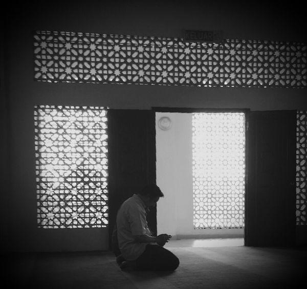 Prayer Solat DOA Masjid