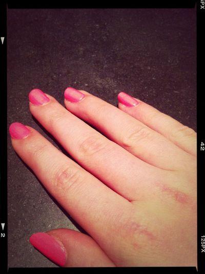 Freaky Nails!!