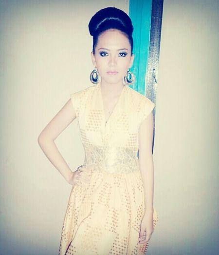 my first fashion show <3