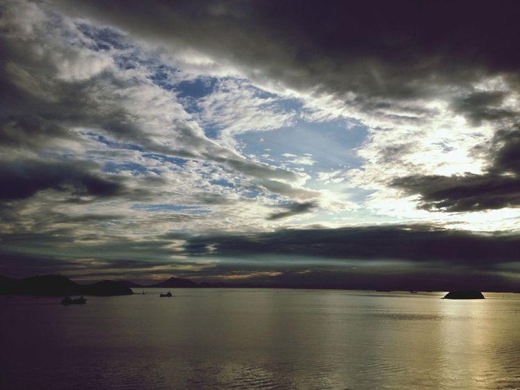 Clouds And Sky Sea Nature Landscape Sunset