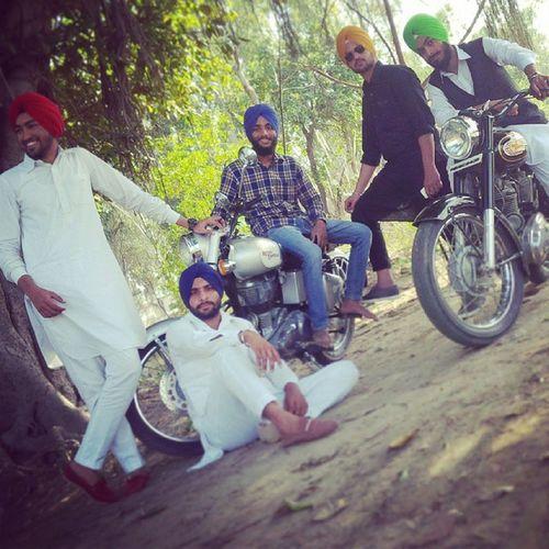 Reunion  Tallewal Garry Teja Balkar Iqbal Harman Gurdeep Funshun ツ
