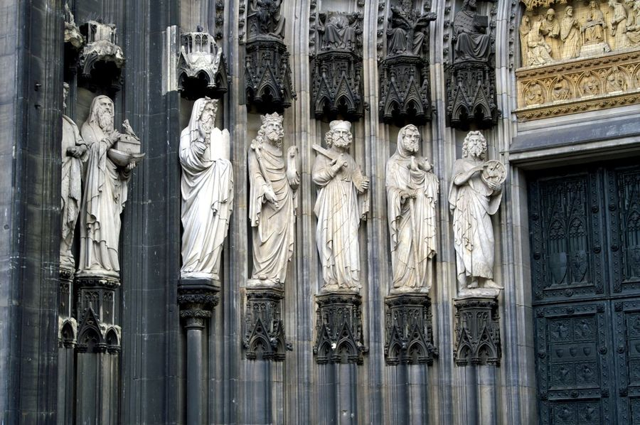 Kölner Dom Religion Outdoors Architecture Built Structure