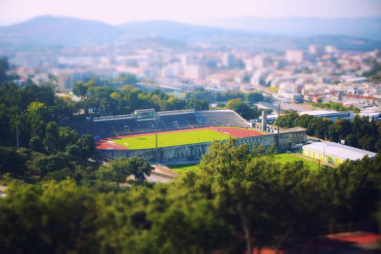 Architecture Braga Braga, Portugal Estadioprimeirodemaio Estádio Primeiro De Maio Famous Place Nikon D600 No People Outdoors Sport