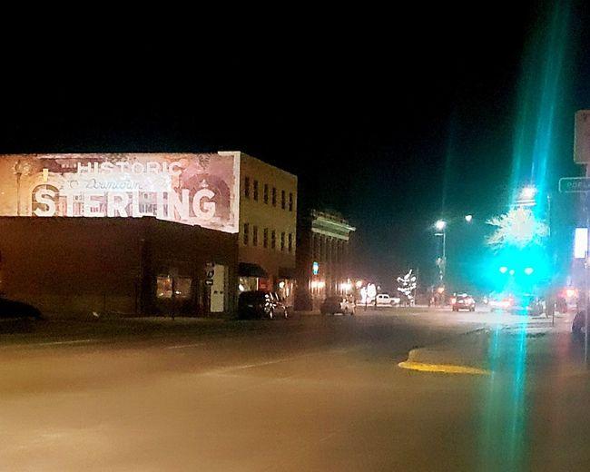 City Illuminated Arts Culture And Entertainment Street Art Architecture Building Historic Capture Tomorrow