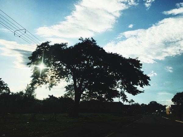 Homebound Sunset Beautiful Driving Amazing Whenthesungoesdown♬ Awesome_shots Lovemyphone Shotoftheday