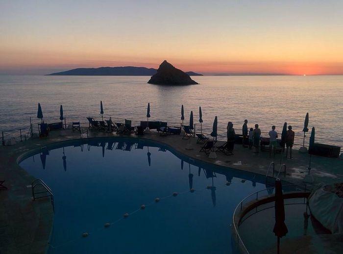 Sunset Calamoresca Summer2015 MonteArgentario First Eyeem Photo