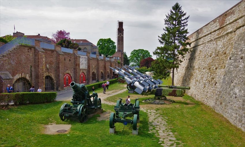 Belgrade Belgrade Serbia Cannons Kalemegdan Fortress Kalemegdan Park Belgrade Military Museum Travel Travel Photography Traveling Travelling Cannon Canon Fort Fortress Fortress Wall Kalemegdan  Kalemegdan Park Kalemegdanfortress Military Missiles Travel Destination Travel Destinations Traveller Weapon