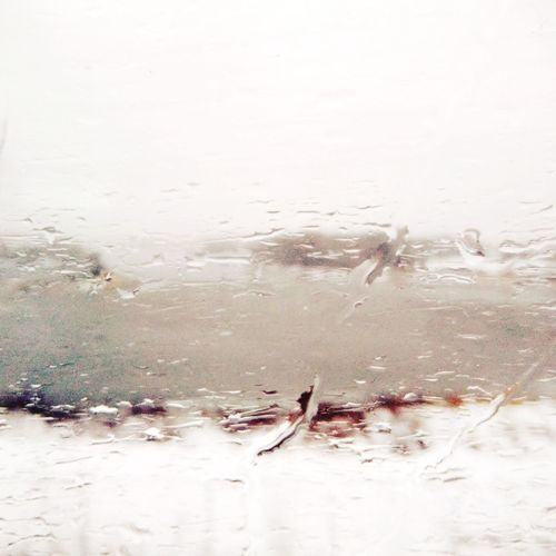 View from train window Train Window Snow Rain Rain Drops Train Water Sea Rainfall Drop Droplet High-speed Photography RainDrop