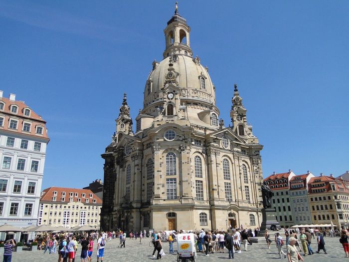 Frauenkirche in Dresden Amazing Architecture Cathedral My Country In A Photo The Architect - 2015 EyeEm Awards Cityscapes Sony HX1