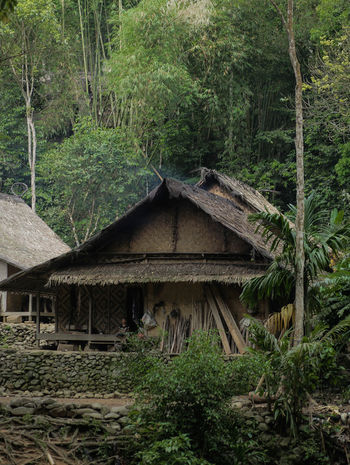 Architecture Traditional Tribe Java Sunda INDONESIA Humanlife Outdoors House Home Nature Photography Nature On Your Doorstep Nature EyeEmNewHere